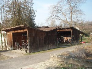 Bicycle parking 2
