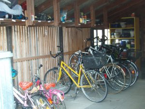 Bicycle parking 1