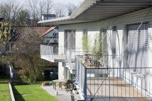 Balkone Schürz 11