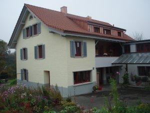 South façade Wildeggerstrasse 4