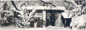 Altes Hühnerhaus (ca. 1950)